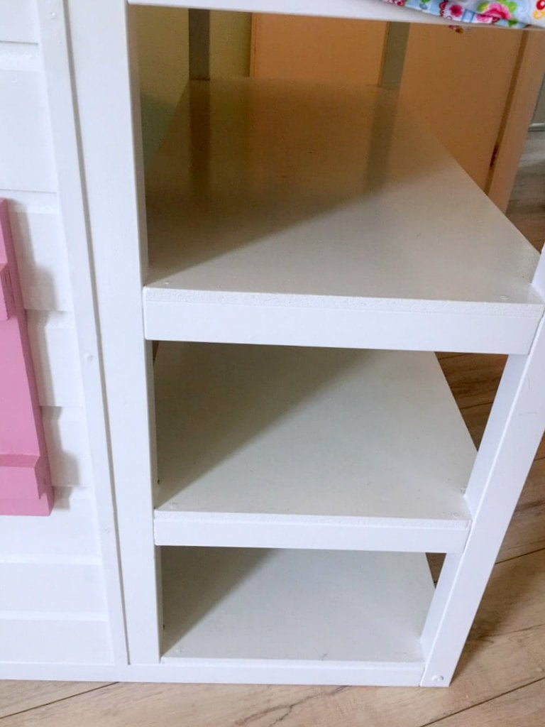 IKEA KURA Playhouse bunk bed DIY