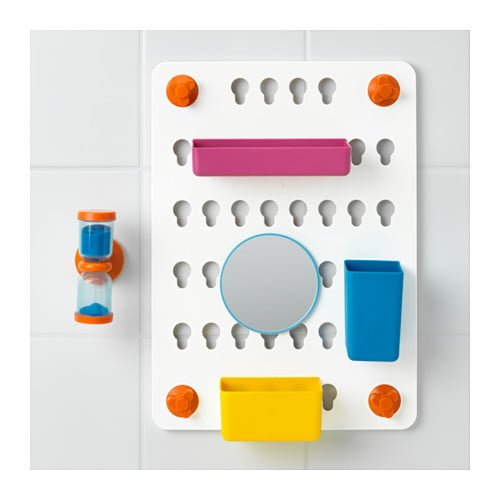 2018 IKEA Catalogue - Laddan 6 piece bathroom set
