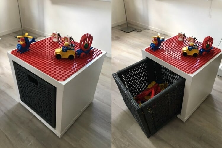 LEGO Duplo play and store box | IKEA Hackers | Bloglovin'