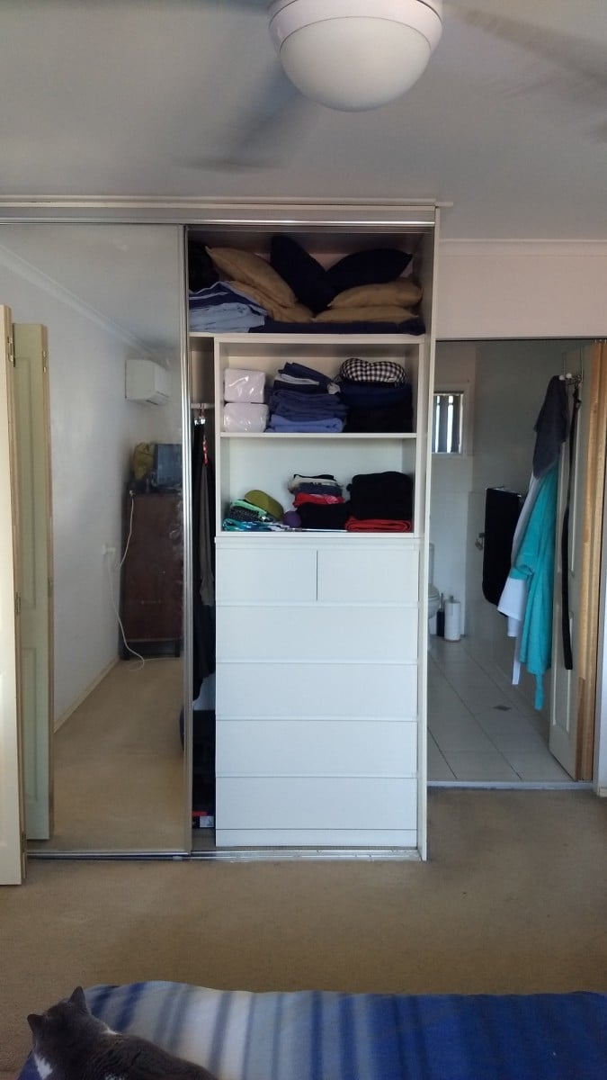 How To Add Shelves And Drawers For Closets Ikea Hack
