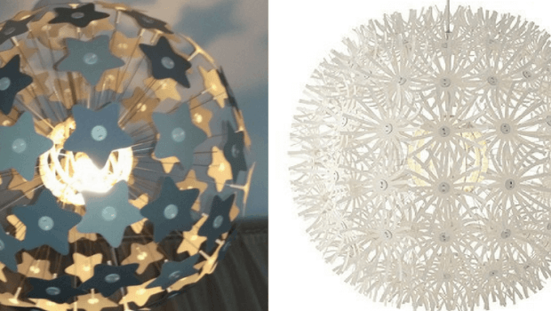 maskros-star-lamp-ikea-hack