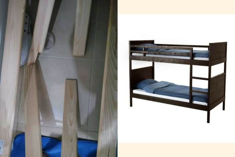 Luxury Hackers Help LUR Y slats for NORDDAL bed IKEA Hackers IKEA Hackers