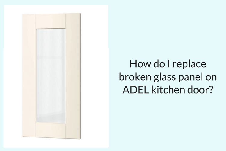 Cool Hackers Help Replace Broken Glass Panel In Adel Kitchen Download Free Architecture Designs Scobabritishbridgeorg