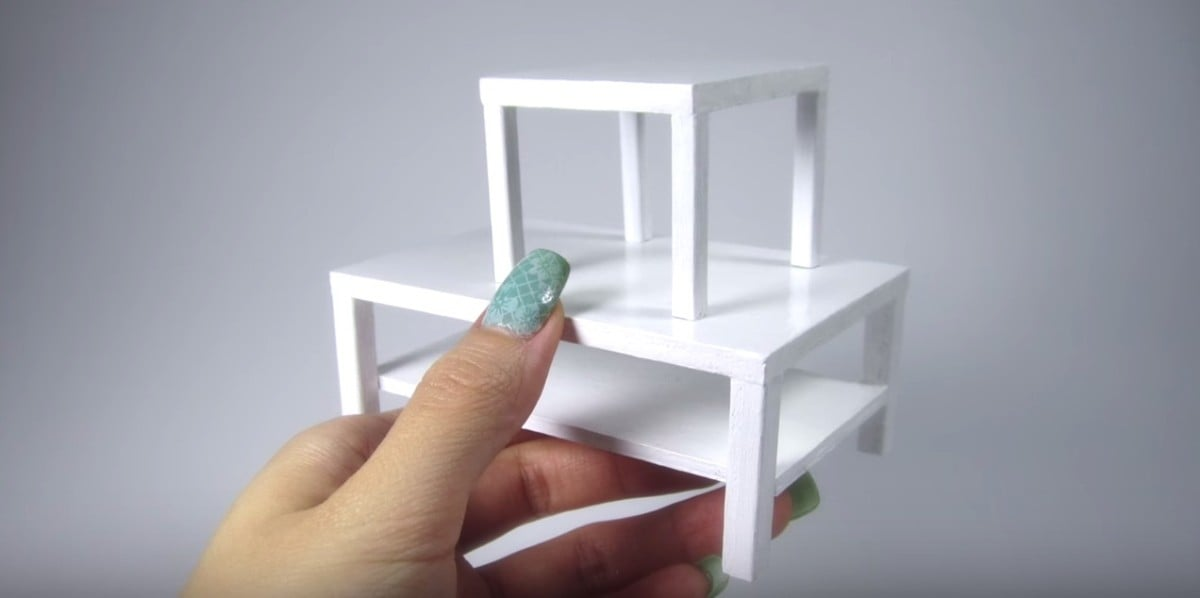 ikea dolls house furniture doll's house dollhouse furniture lack coffee table have you seen these ikea dollhouse furniture