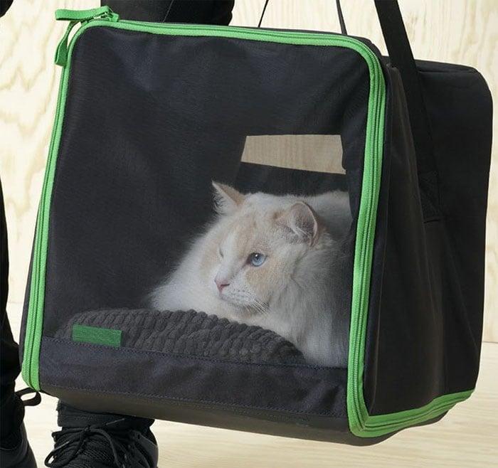 LURVIG cat carrier case