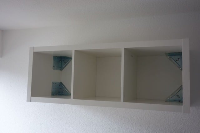 kitchenette wall unit
