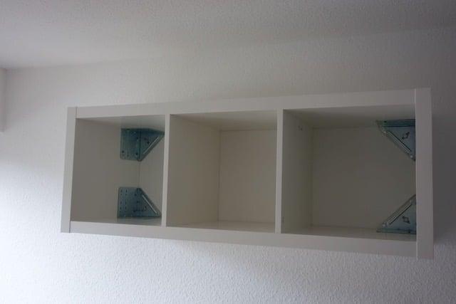 kitchenette wall unit