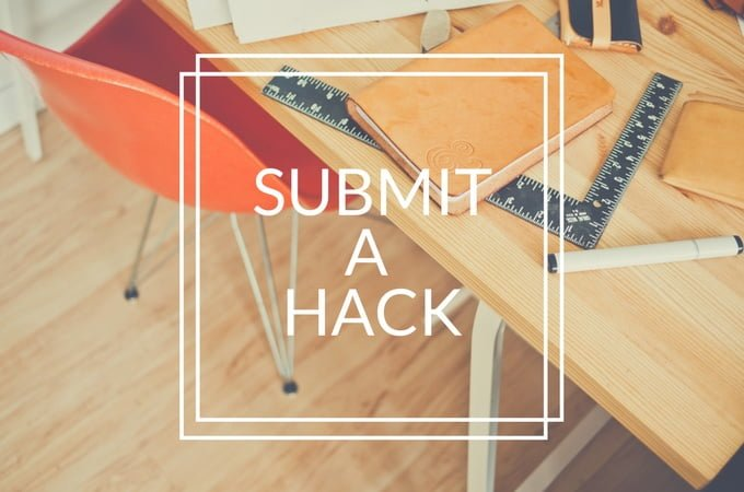 Submit an IKEA hack