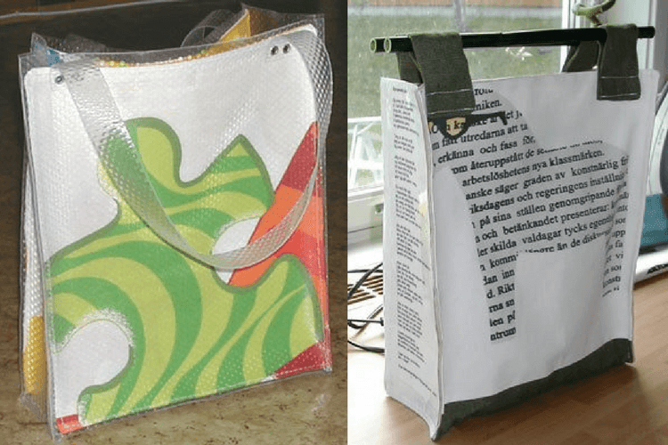 drawer mat bags