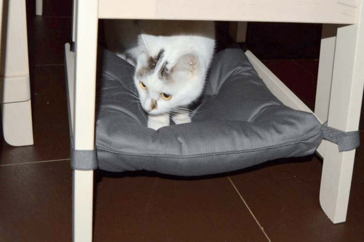 Cat Chair Hammock So Cushy Your Cat Will Love It Ikea