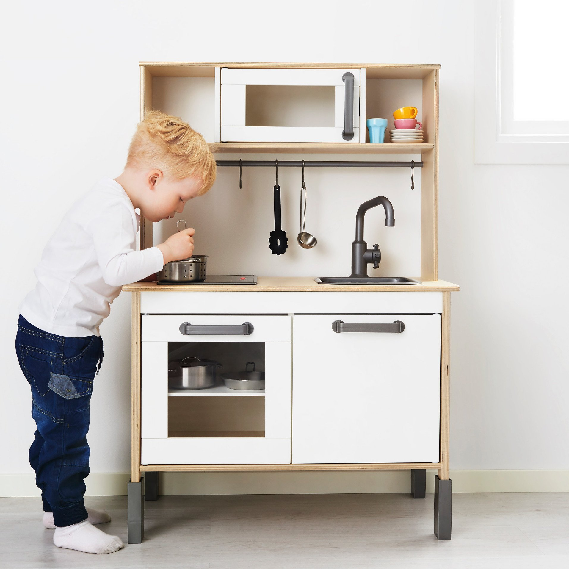 Hackers help: Functional mini kitchen for toddlers? - IKEA Hackers