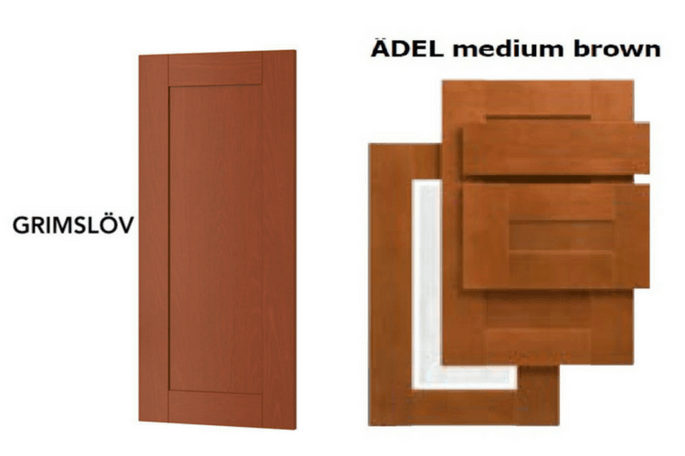 Grimslov Vs Adel Are They The Same Shade Ikea Hackers