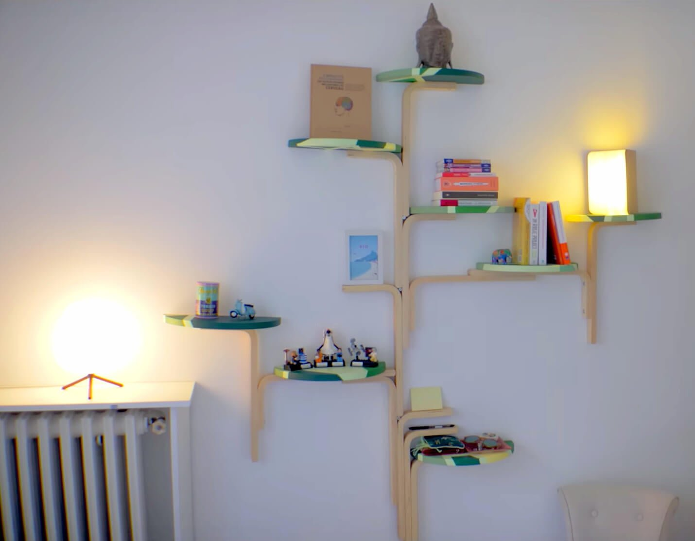 Tree Shelf - FROSTA X goes green