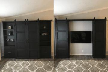 Upgrading Brimnes Wardrobe With Drawer Units Ikea Hackers
