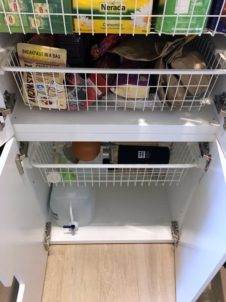 Kitchen Pantry using STUVA units