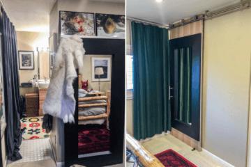 Full Length Vanity Selfie Mirror With Lights Ikea Hackers