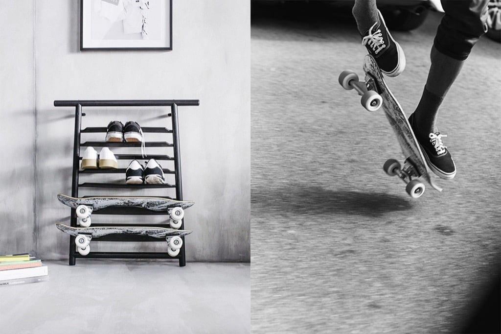 3 reasons I love the SPÄNST collection even though I don't skate