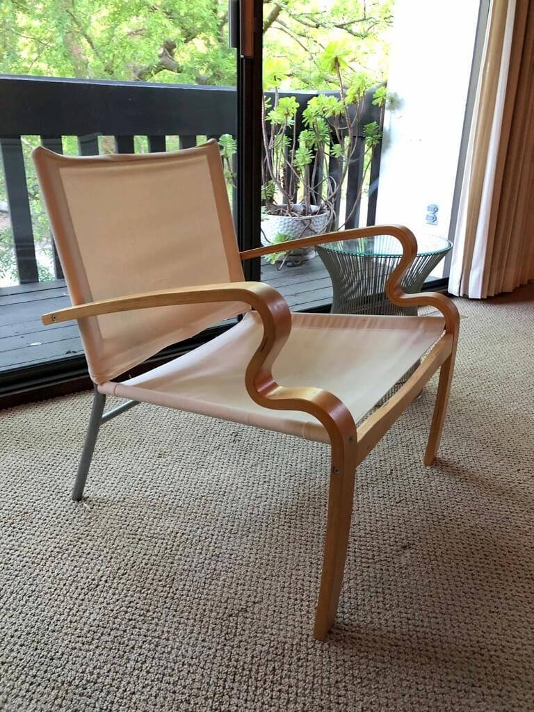 IKEA bentwood armchair