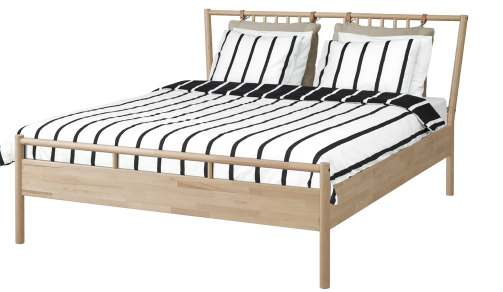 New items - IKEA Spring 2018 - BJÖRKSNÄS bed frame