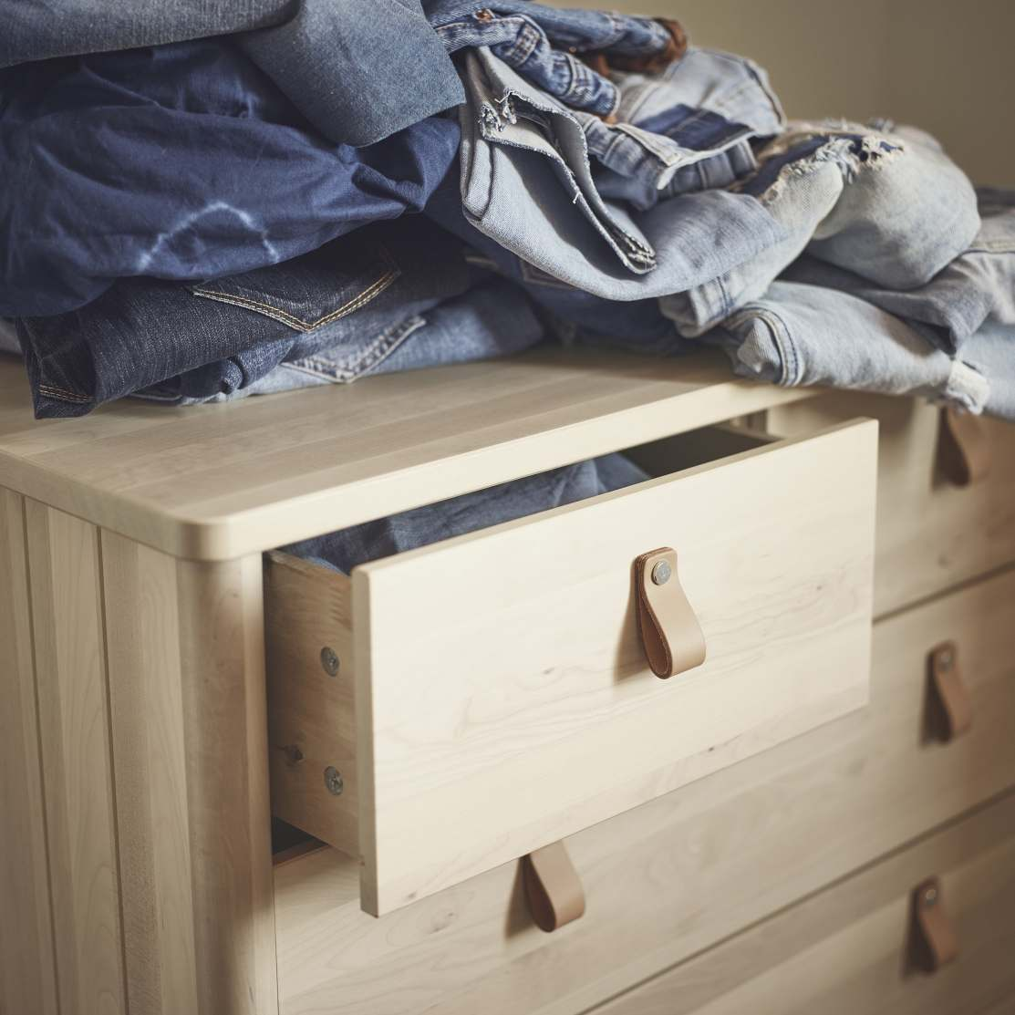 New items - IKEA Spring 2018 - BJÖRKSNÄS chest of drawers