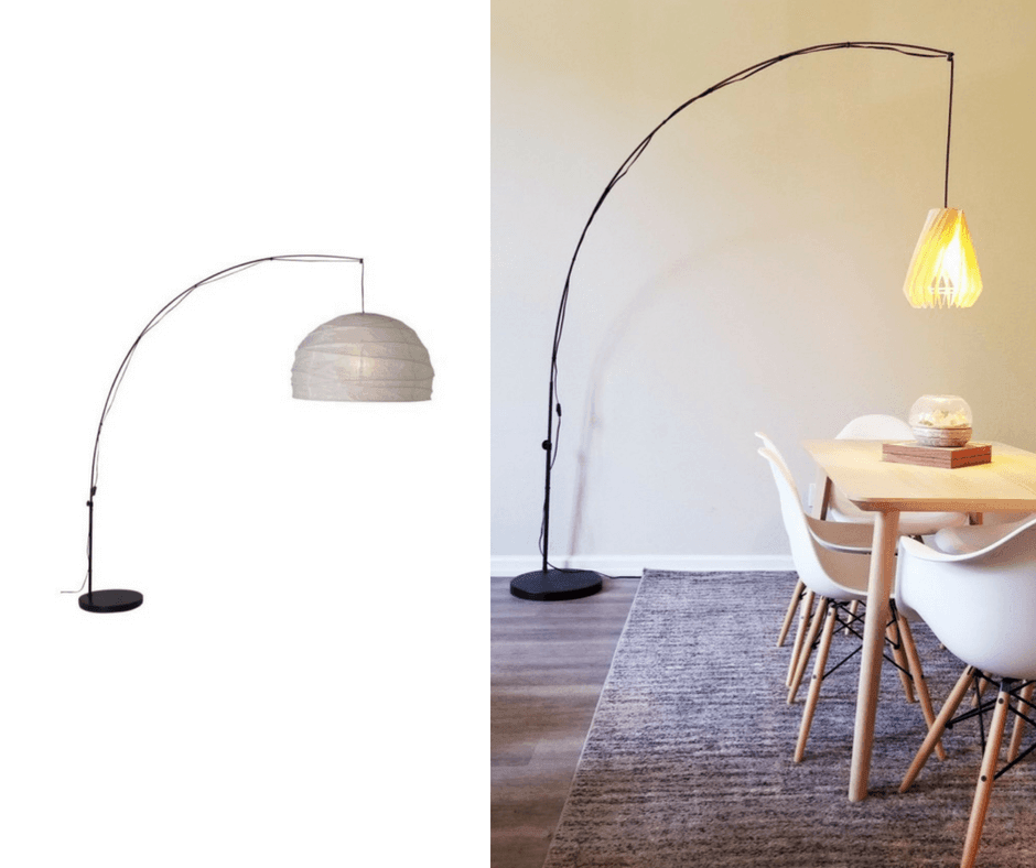 Shade For The Regolit Floor Lamp