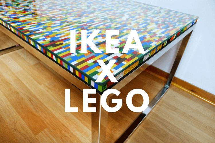 IKEA LEGO collaboration