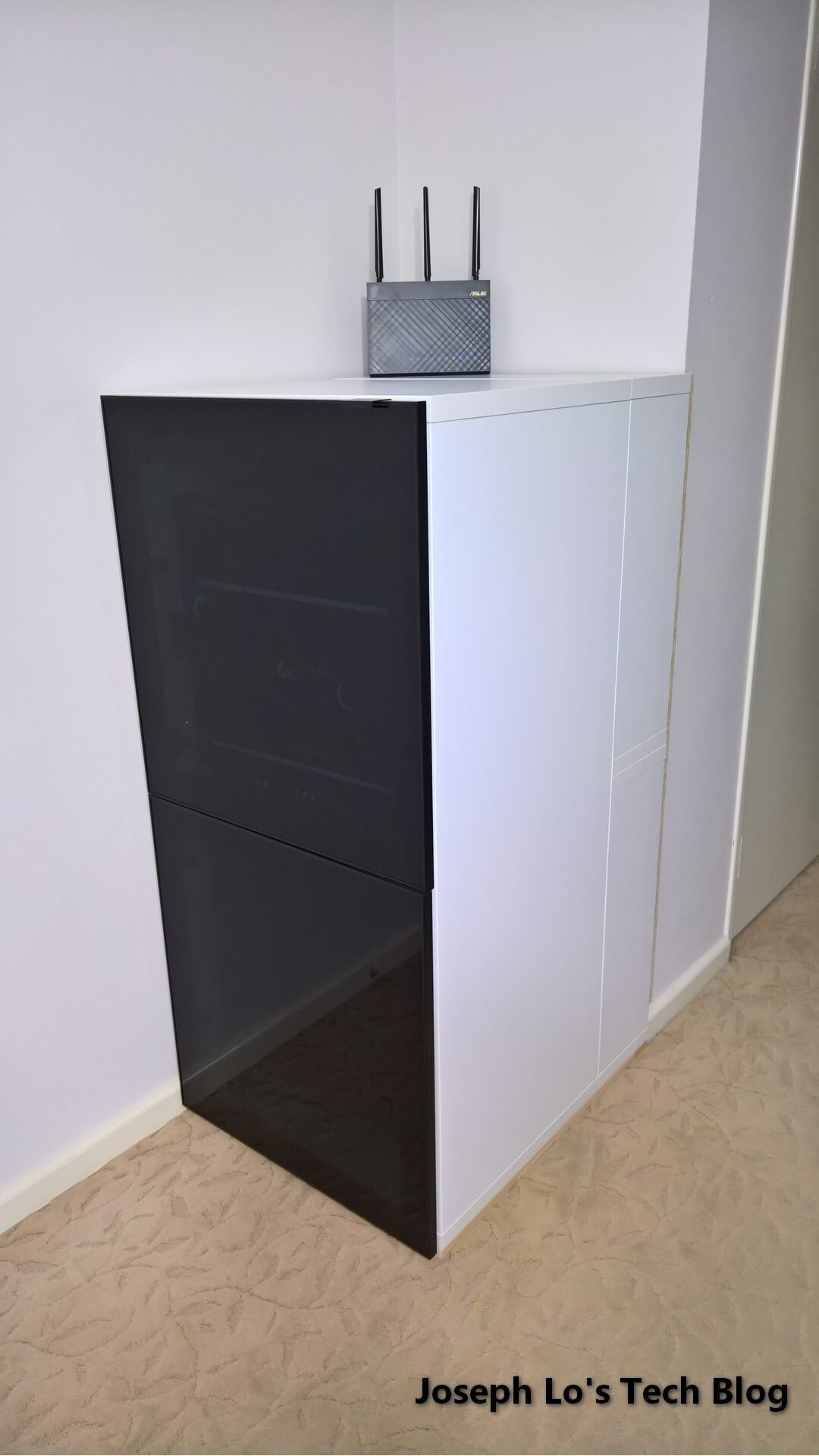 Diy Server Cabinet Using Ikea Parts Ikea Hackers
