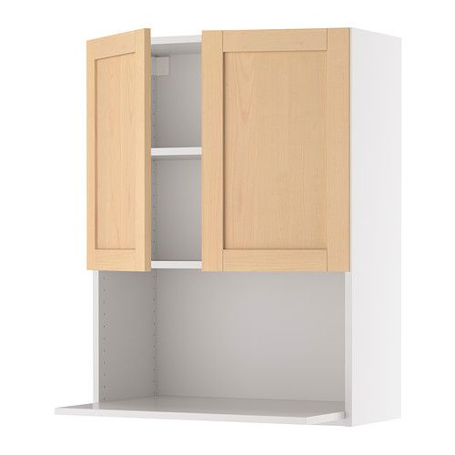 Oak Effect Kitchen Cabinets: Fit New IKEA Oven Into Old IKEA AKURUM Cabinet?