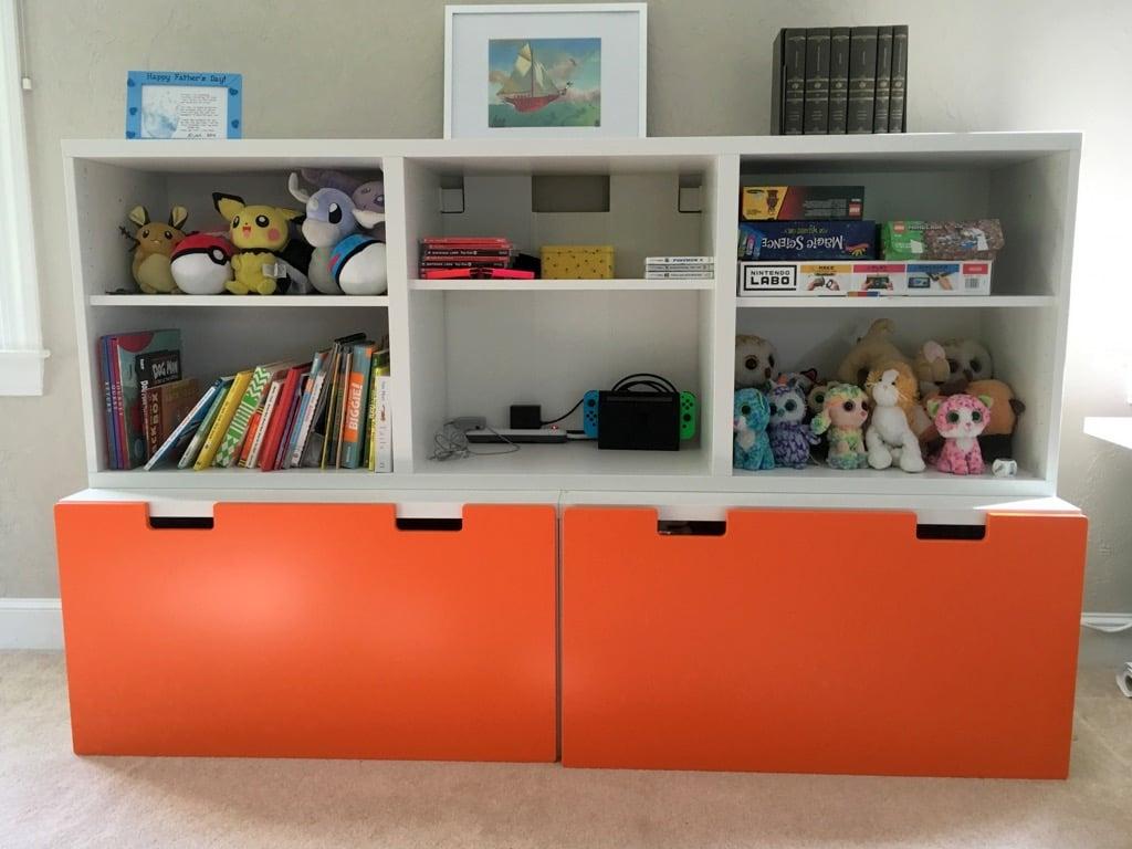 IKEA BESTA toy storage system