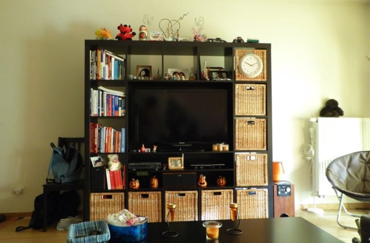 Rattan doors for the EXPEDIT / KALLAX cubbies