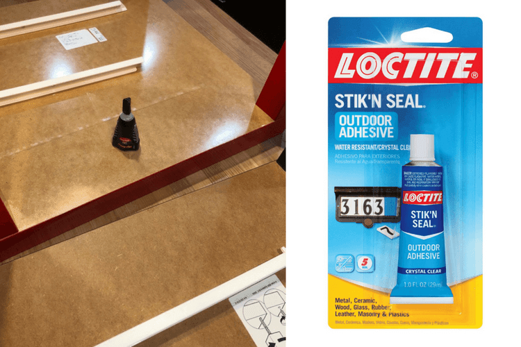 lego table adhesive