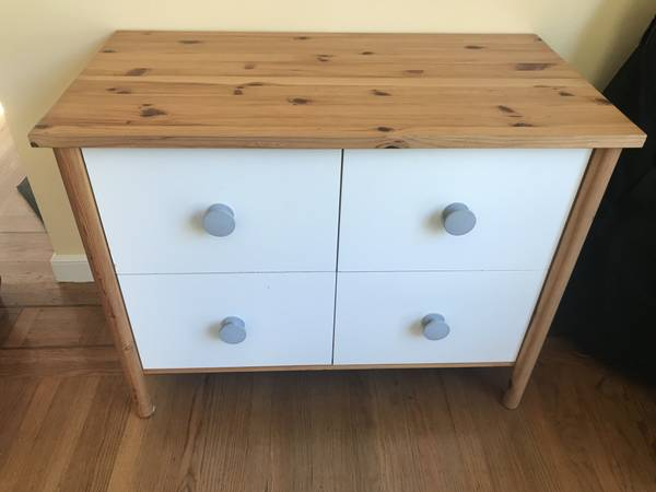 What's the name of this IKEA dresser ?
