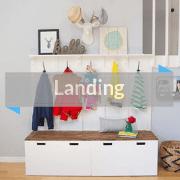 IKEA Hackers Landing category