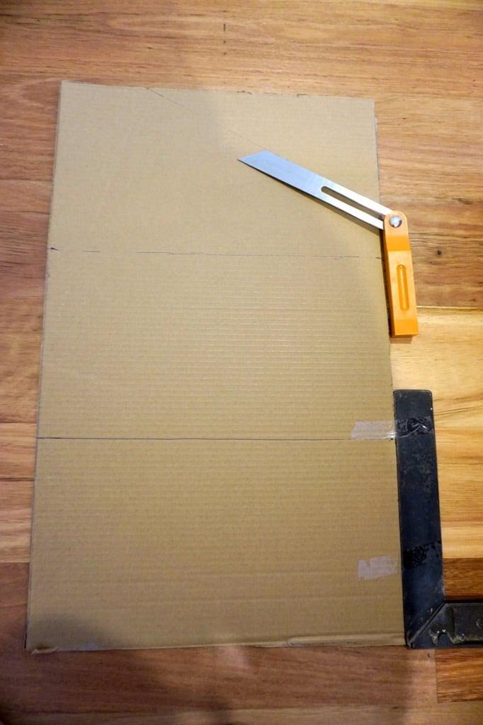 Under-eaves wardrobe IKEA METOD hack