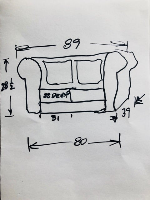 Help I Need The Name Of This Discontinued Ikea Sofa Ikea Hackers