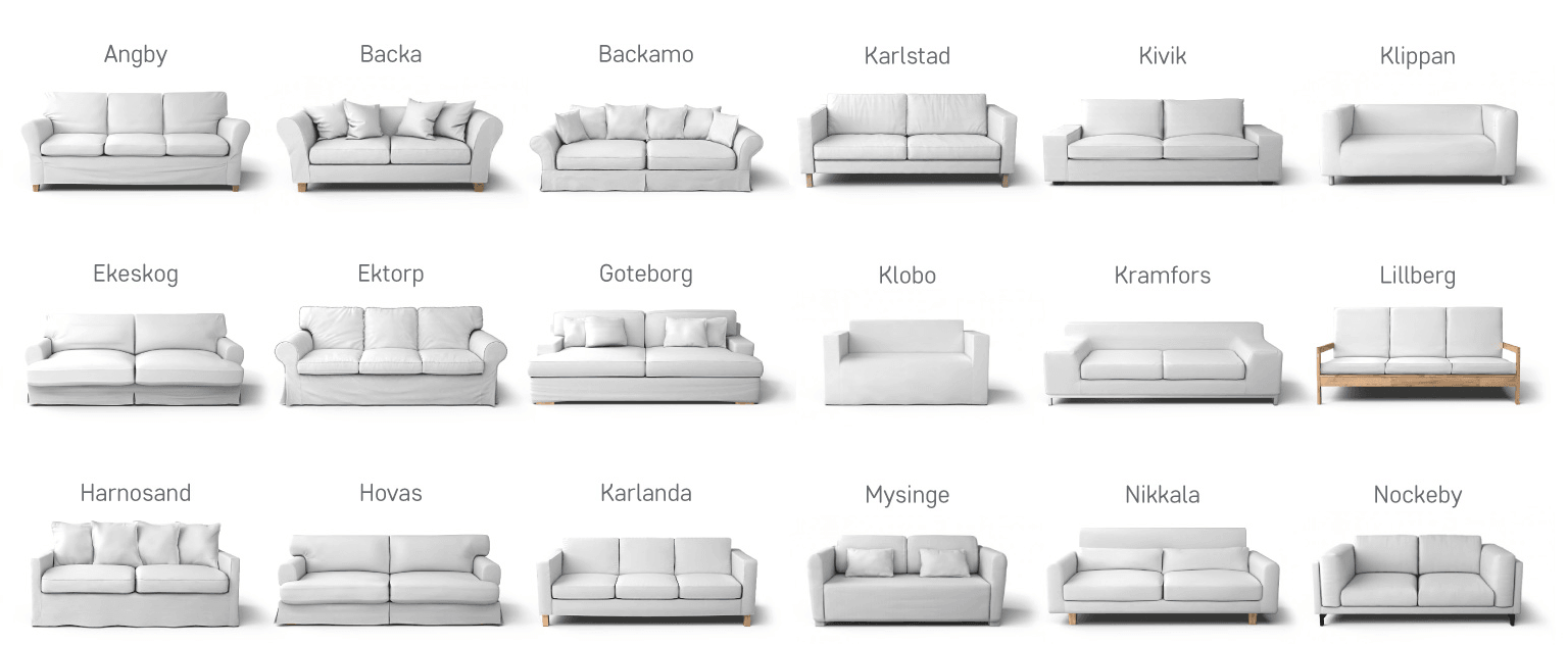 Help I Need The Name Of This Discontinued Ikea Sofa