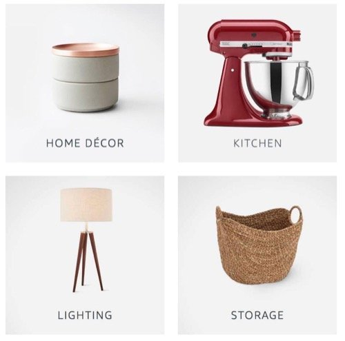 Shop Amazon Home