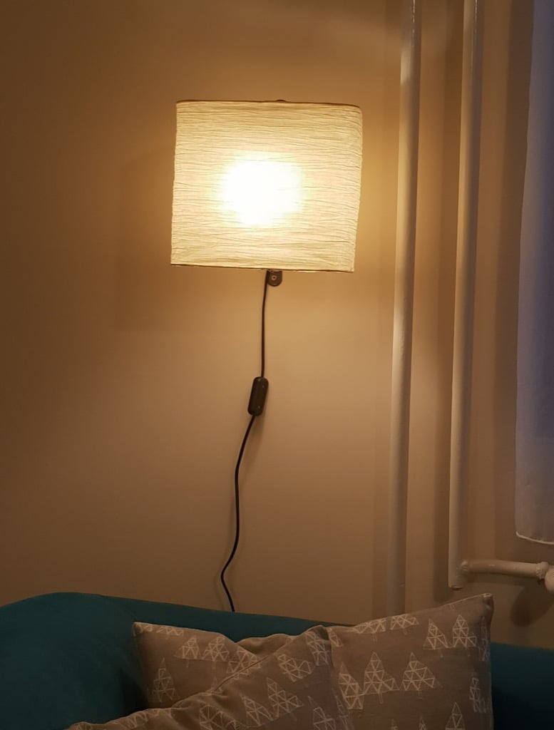 Brighten up: A reading lamp the book lover will love ...