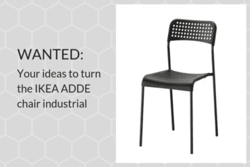 industrial chair ideas