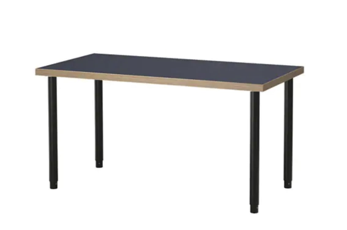 IKEA LINNMON OLOV desk