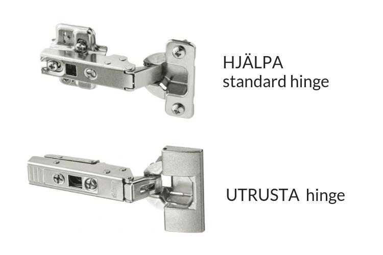 Hackers Help: METOD doors for IKEA PLATSA frame? - IKEA Hackers