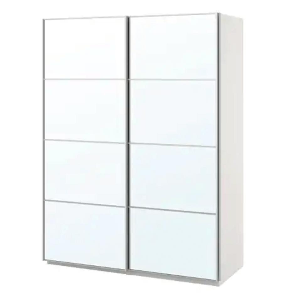 PAX AULI sliding mirror doors | IKEA.com