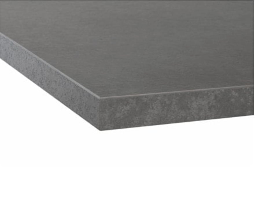 EKBACKEN counter top concrete effect