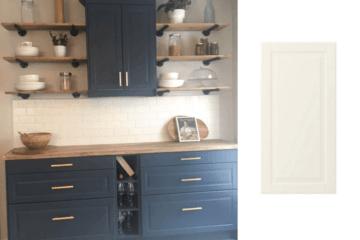 painted kitchen cabinets IKEA