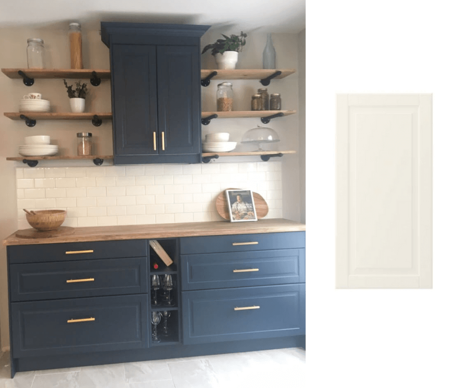 painted kitchen cabinets IKEA