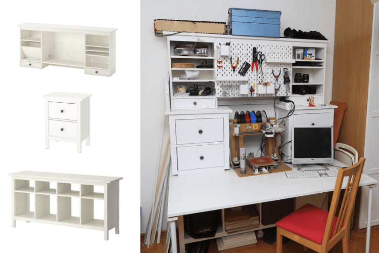 3d printer workbench