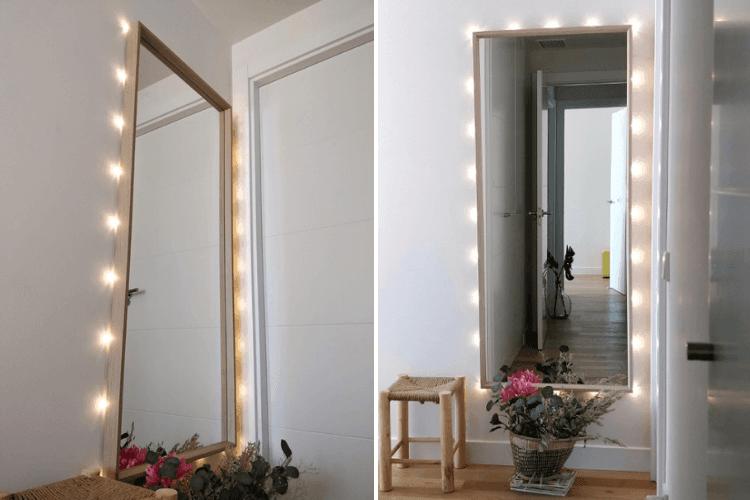 lighted mirror ikea nissedal