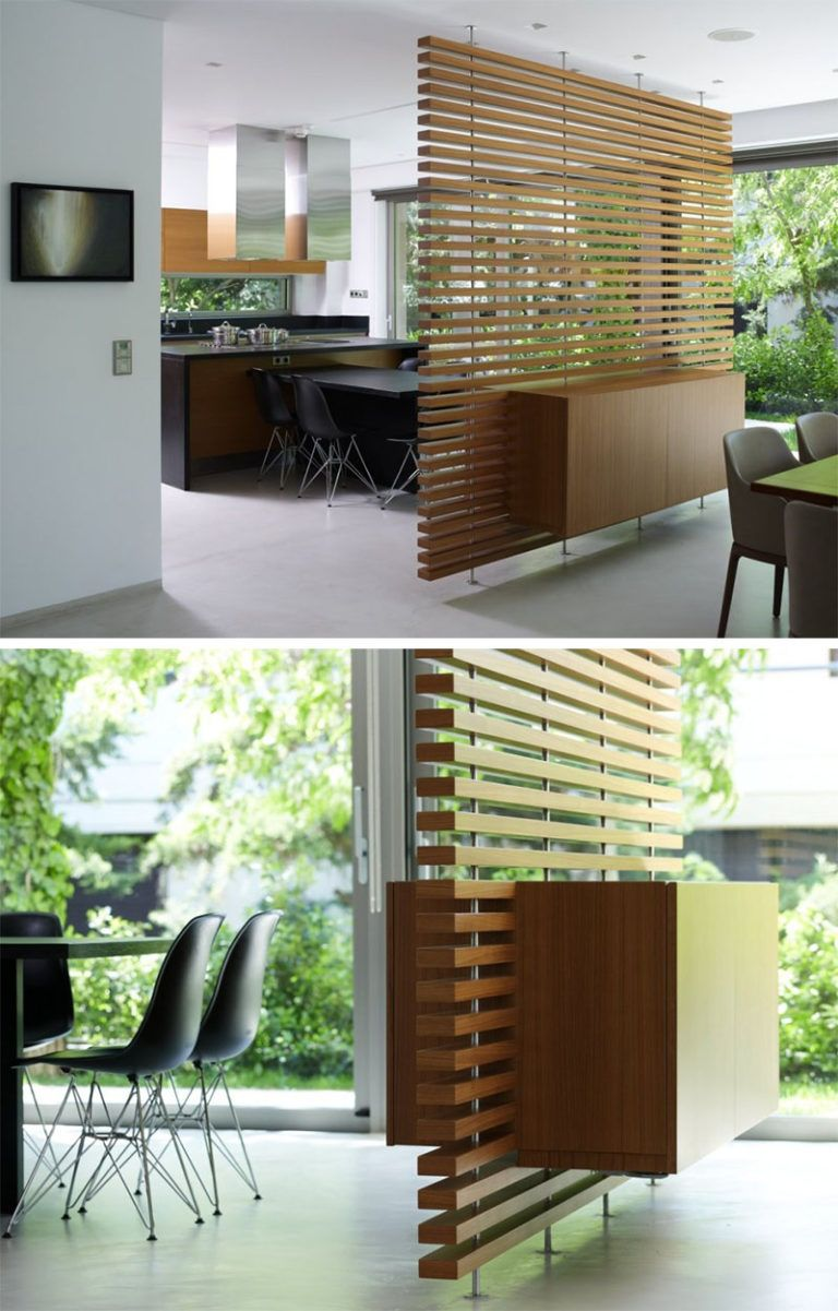 Room Dividers Ideas Ikea: Hackers Help: How To Hack This Wood Slat Room Divider