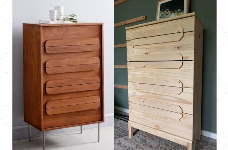 TARVA Dresser Hack Inspired By This Expensive One