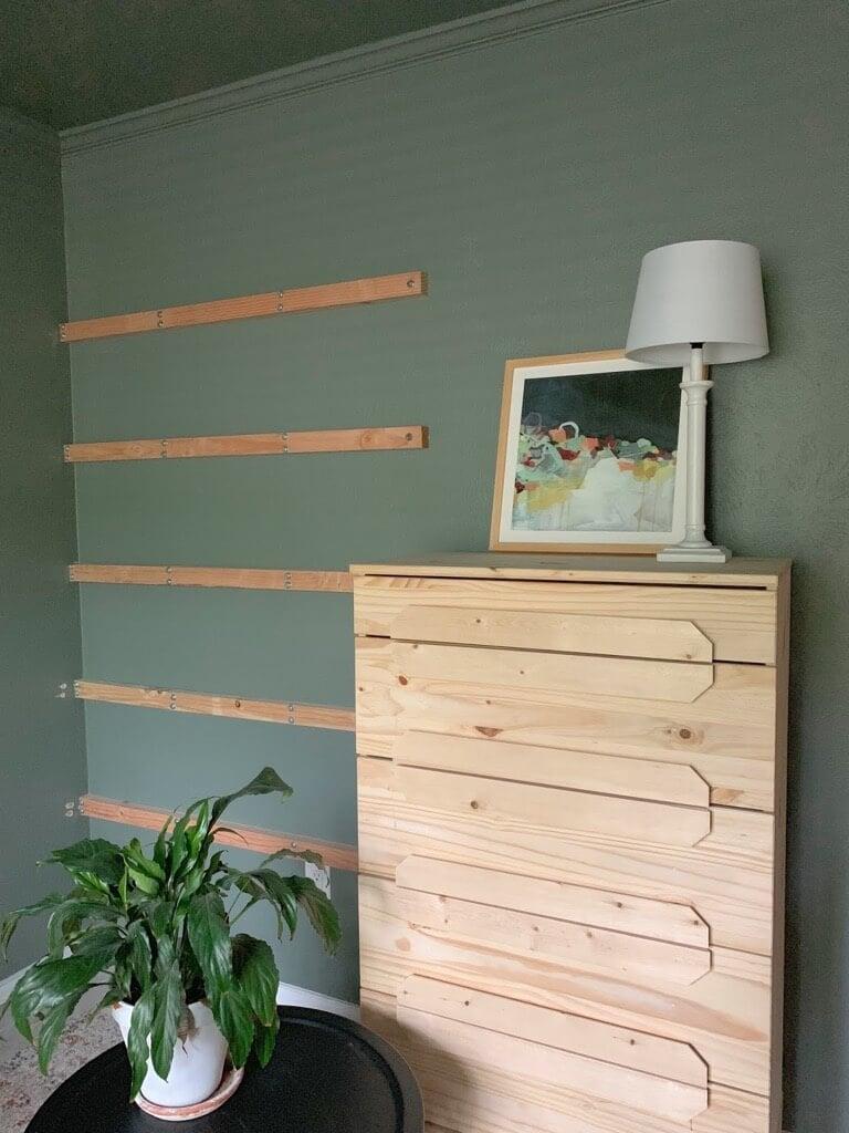 TARVA Dresser hack West Elm inspired